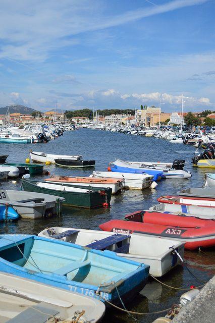 Six Fours Provence France Alpes Maritimes Boat