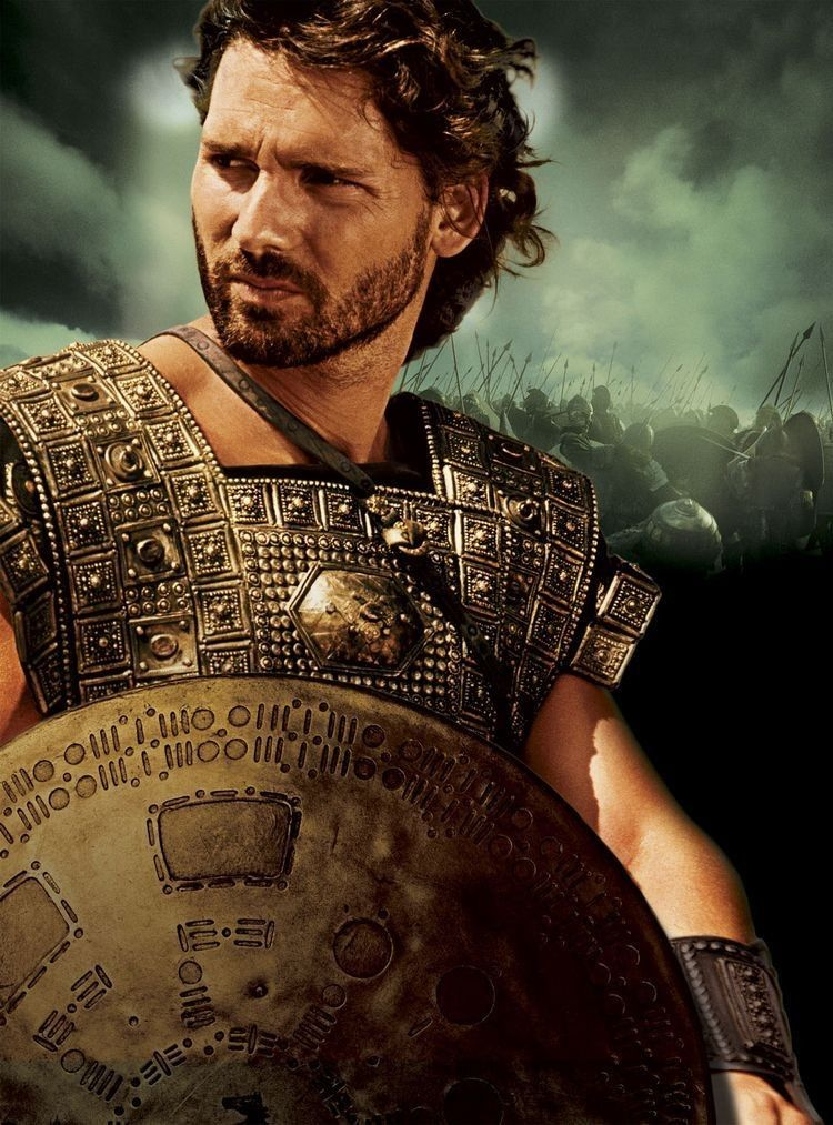Eric Bana steals the show as Prince Hector in