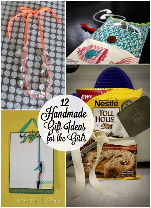 Block party handmade girlfriend gift ideas features guns 12 handmade girlfriend gift tutorials at rae gun ramblings solutioingenieria Image collections