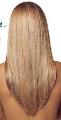 V Shaped Haircut Short Hair : shaped, haircut, short