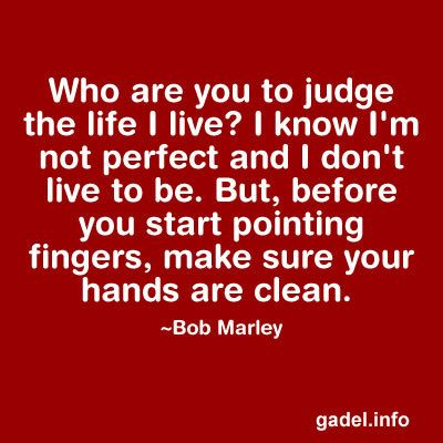 Before You Point The Finger Remember Ur Not Perfect Either Gossip Reflects The Gossiper Perfection Quotes Thoughts Quotes Words