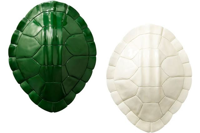 Decorating with Faux Tortoise Shells - Driven by Decor