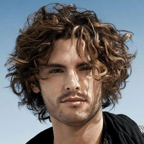 50 Best Long Hairstyles For Men 2020 Guide Medium Curly Hair Styles Curly Hair Styles Medium Hair Styles