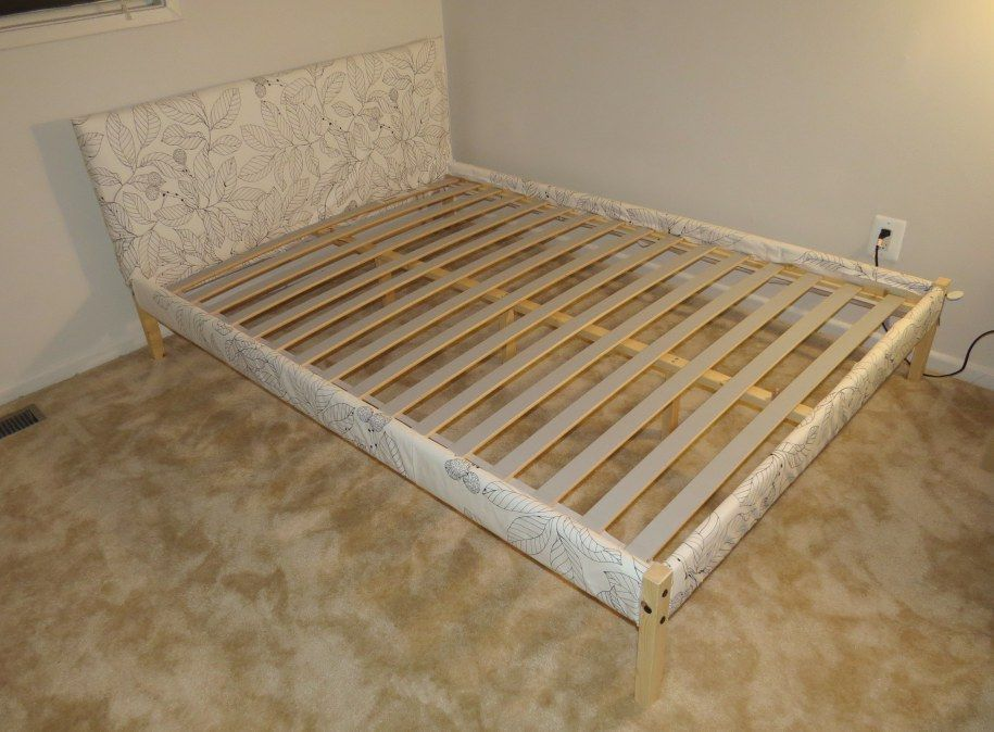 17++ Ikea bed frame hack inspirations