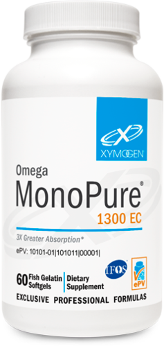 Omega MonoPure 1300 EC 3X Greater Absorption 60 Softgels features natural enzymatically enhanced MaxSimil. http://www.pickvitamin.com/catalogsearch/result/?cat=&q=Monopure