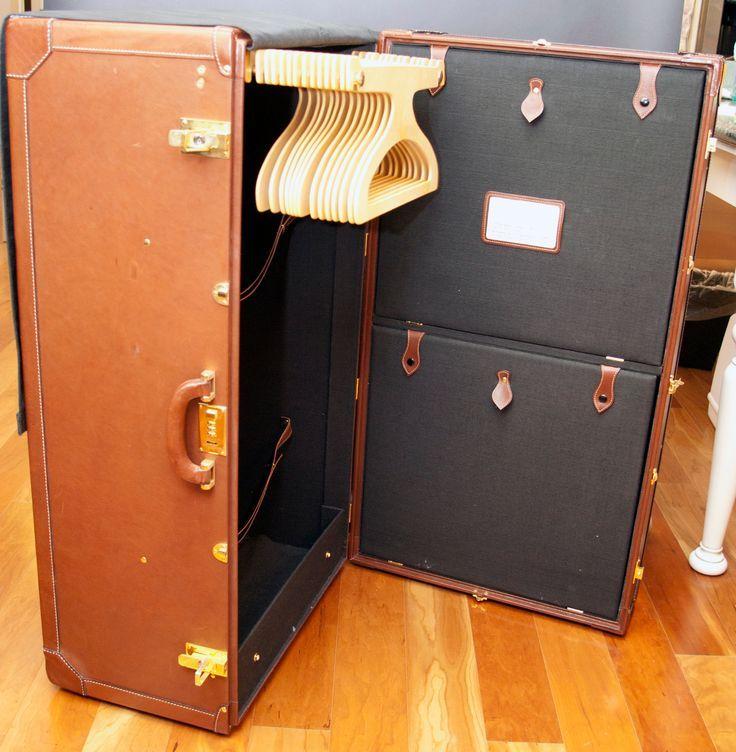 Travel Wardrobe Luggage   Google Search