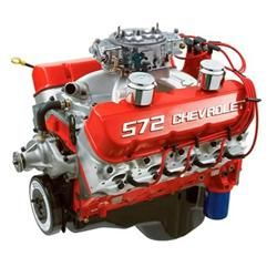 Chevrolet Performance Zz572 720r Deluxe Long Block Crate Engines