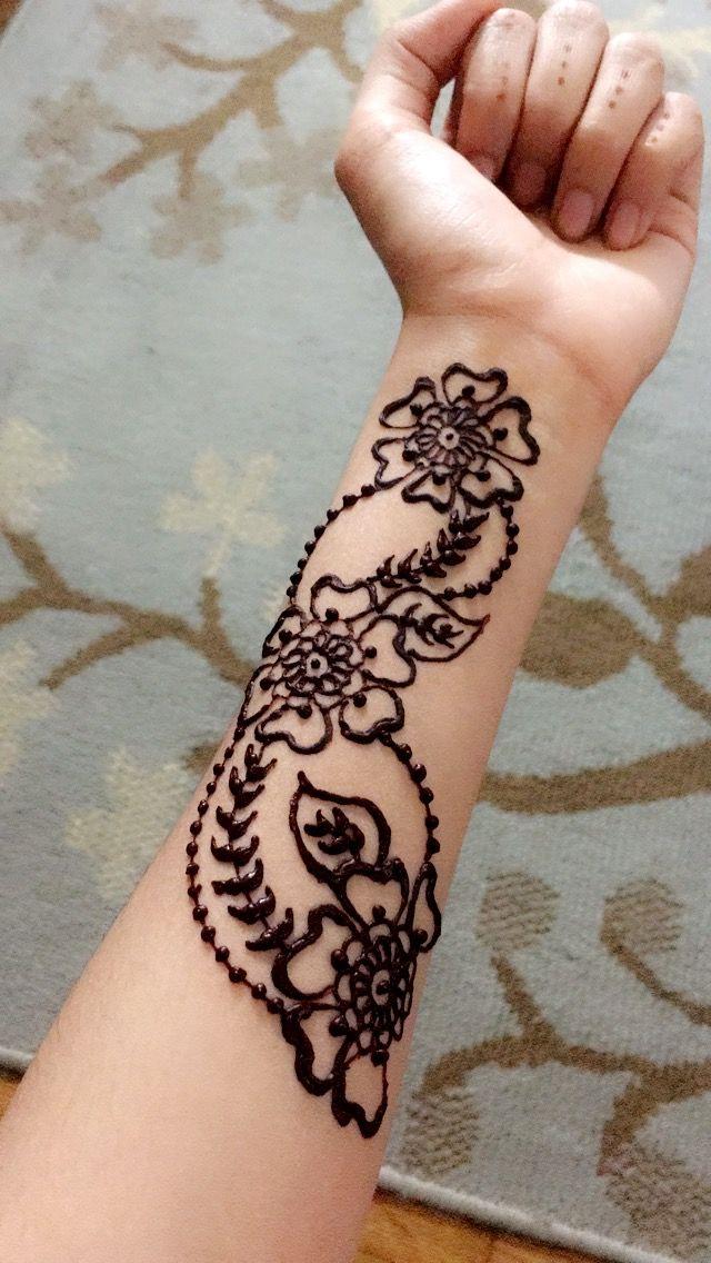 Forearm Henna Henna Mehndi Henna Henna Designs Henna Mehndi