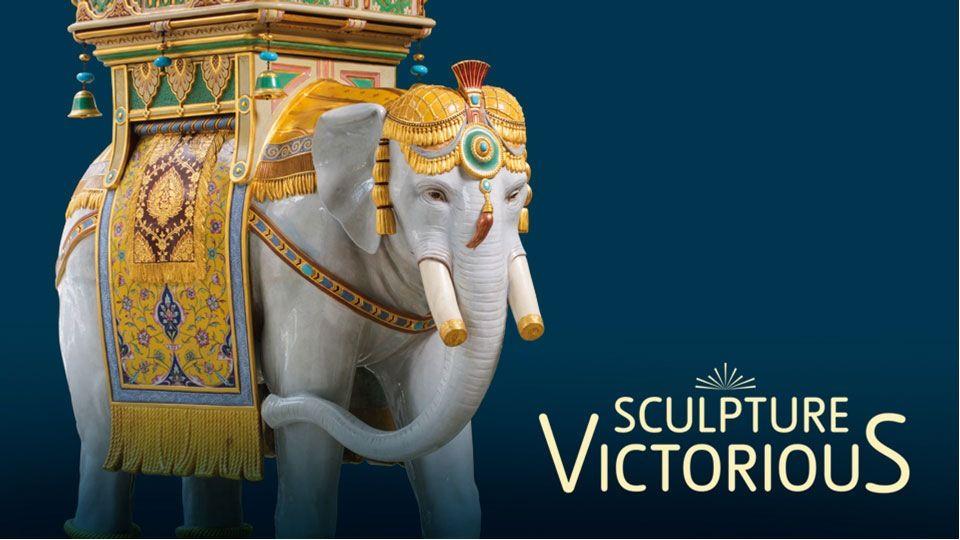 Sculpture Victorious - Tate Britain - April 2015