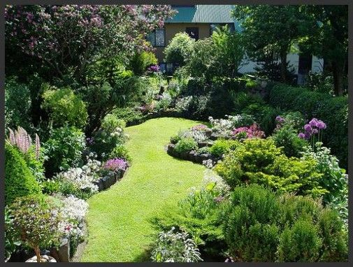 Garden Pictures For Inspiration Flowers Garden Design Inspiration Mesmerizing Good Garden Design Pict