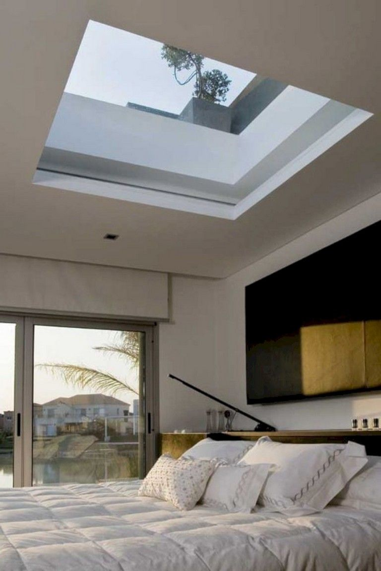 20 Optimum Glass Ceiling Design Ideas To Enjoy The Night Sky Ceiling Design Design Modern Interior Design