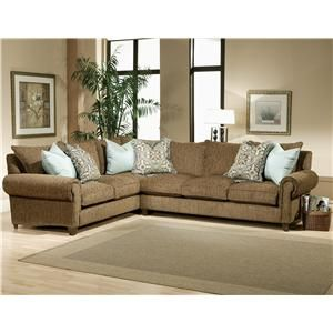 Rocky Mountain Love Seat And Sofa Sectional By Robert