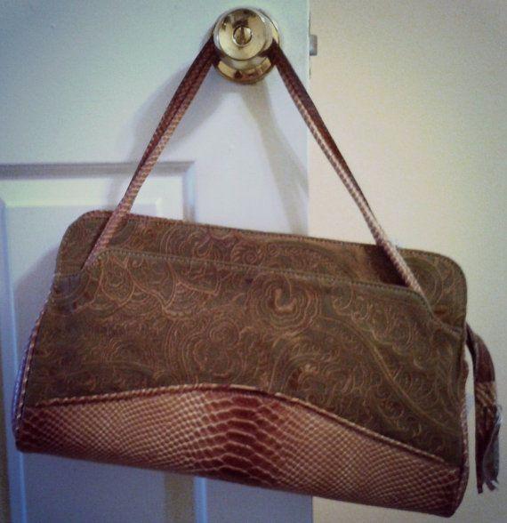 Brown Leather Bags Handbags For Women Ebay