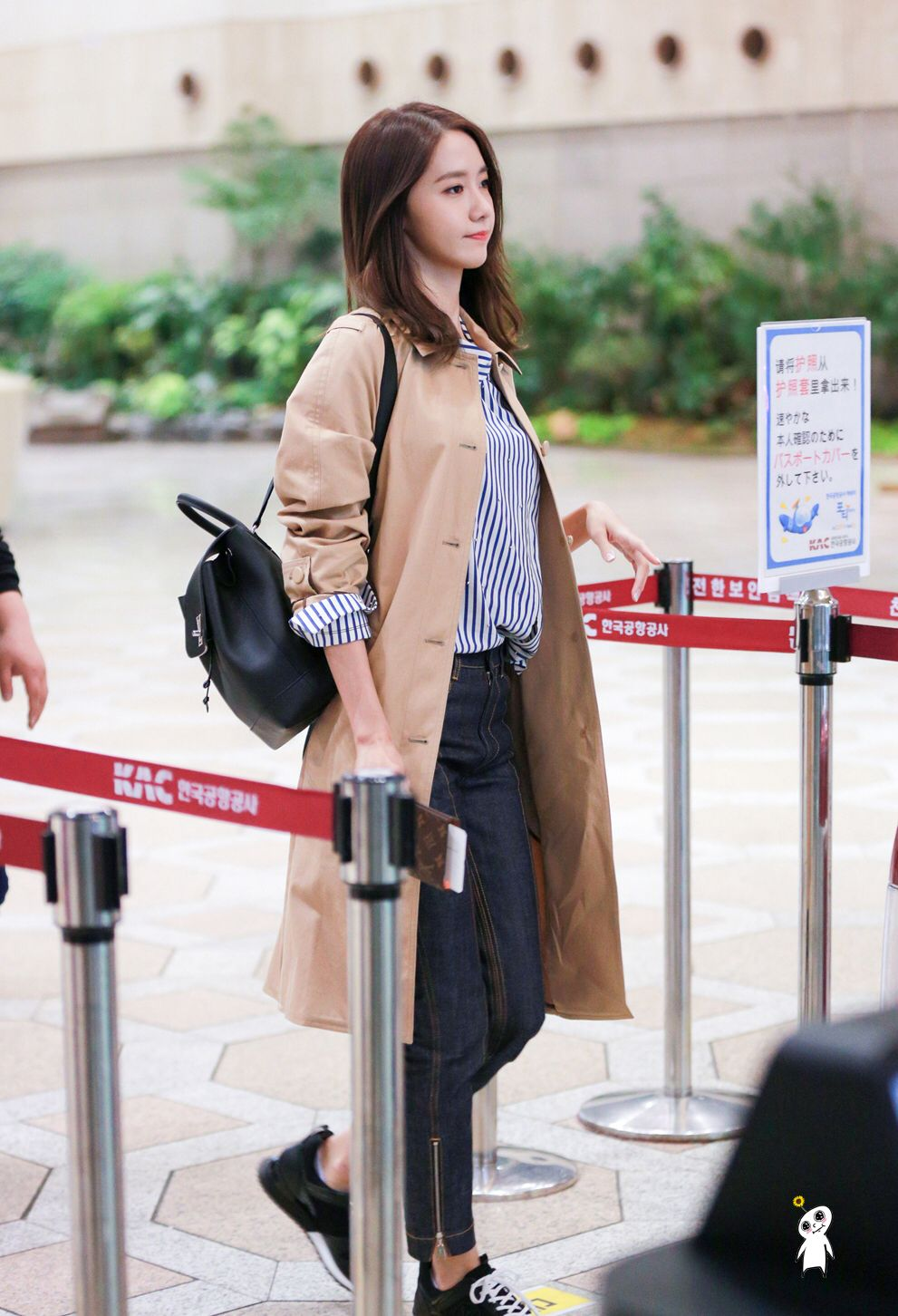 Snsd Yoona Airport Fashion Style Snsd Airport Fashion Pinterest Airport Fashion Yoona And