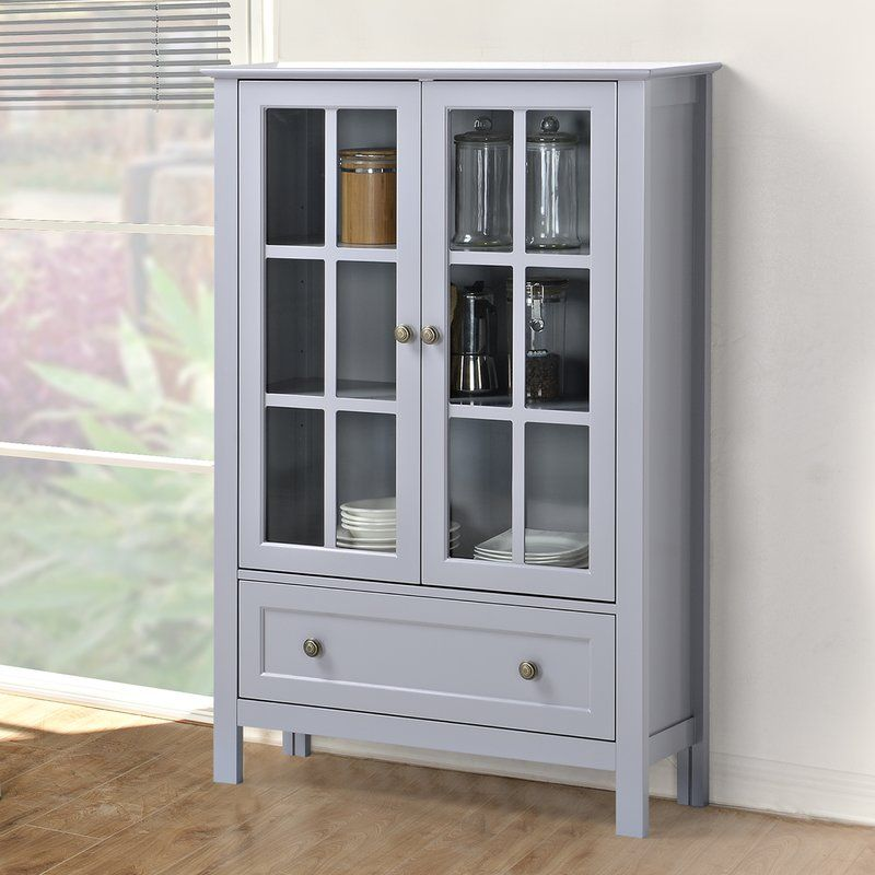 Valerie Tall Accent cabinet | Tall cabinet, Cabinet, Tall ...