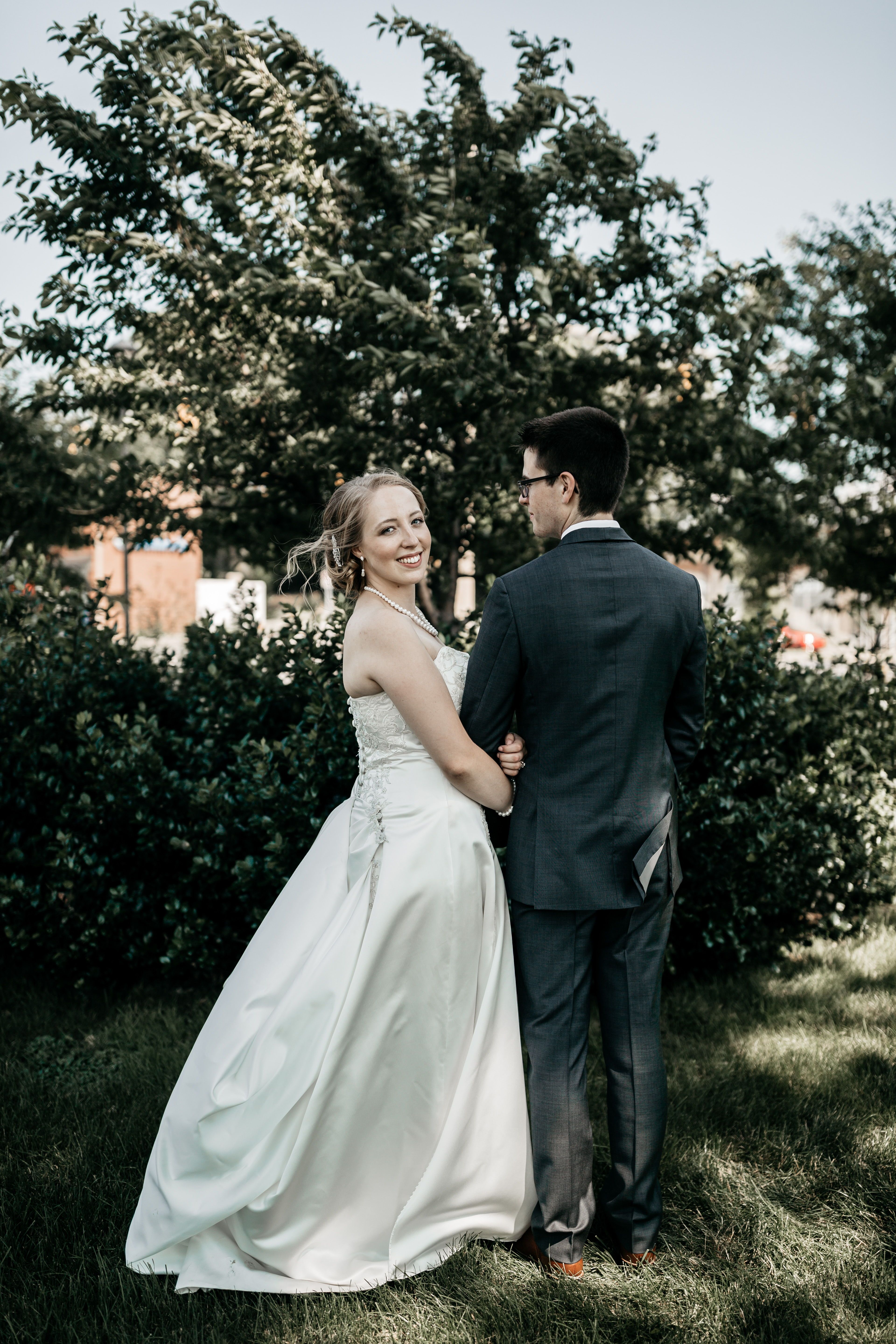 Bride and groom portraits pittsburgh wedding bride and