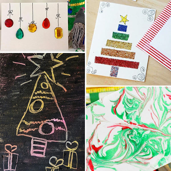 14 Christmas Card Making Ideas For Schools Png Easy Template Christmas Cards To Make Christmas Card Design Personalised Christmas Cards