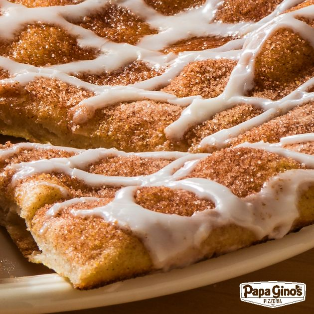 Our Ooey Gooey Cinnamon Swirl Pizza Will Have You Licking The Box