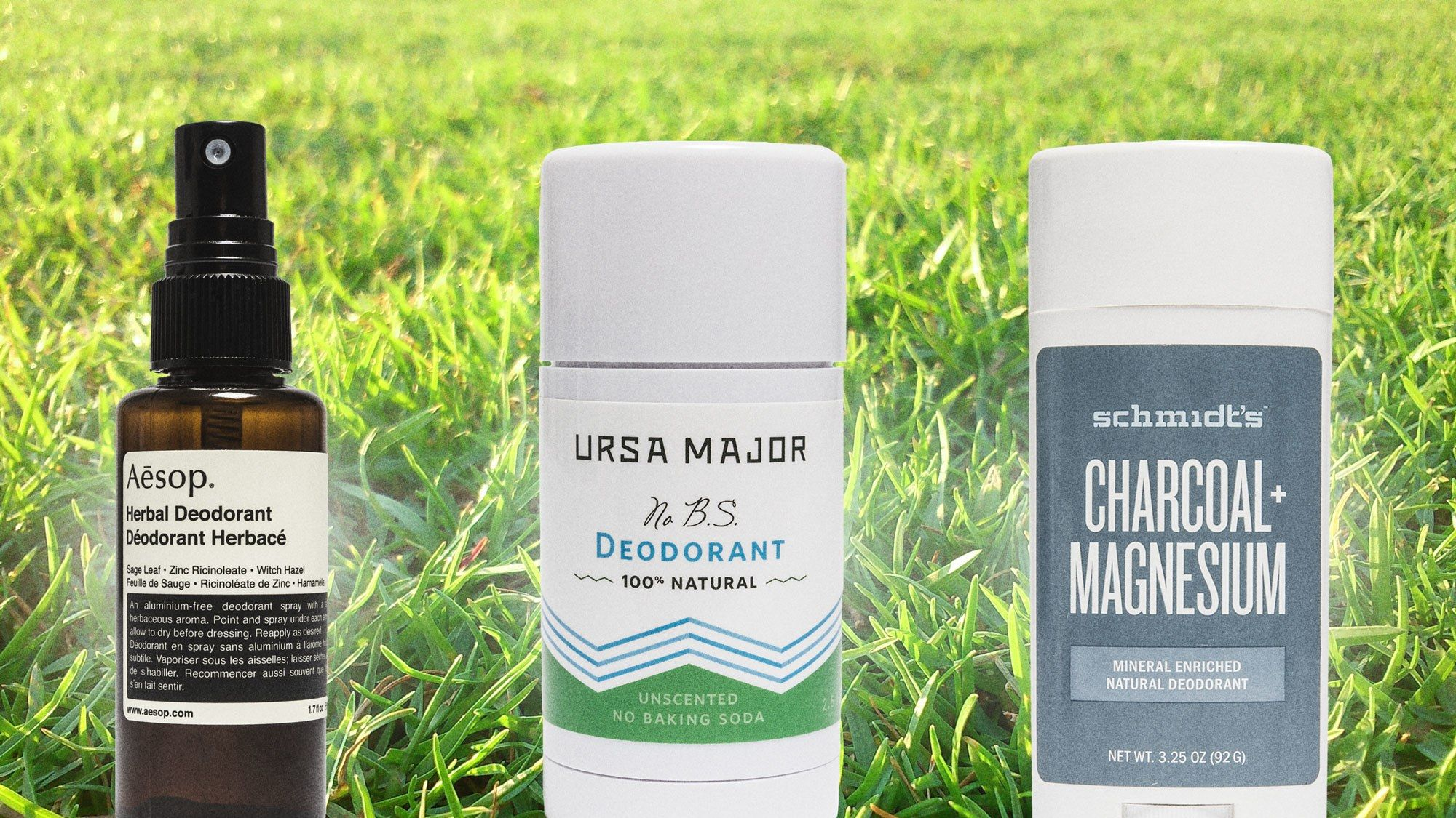I Tested Every Natural Deodorant On God S Green Earth With Images Natural Deodorant Deodorant Charcoal Deodorant