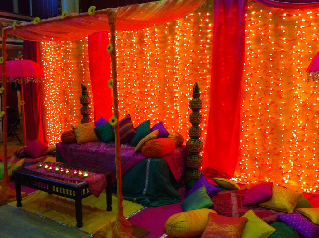 New Mehndi Decoration : Saffron events uk mishal and ashoos wedding pinterest