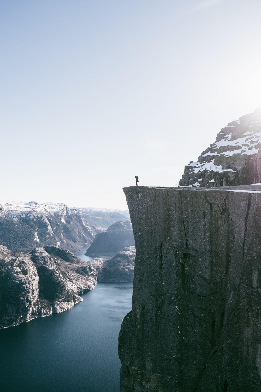 Preikestolen - Pulpit Rock, Norway