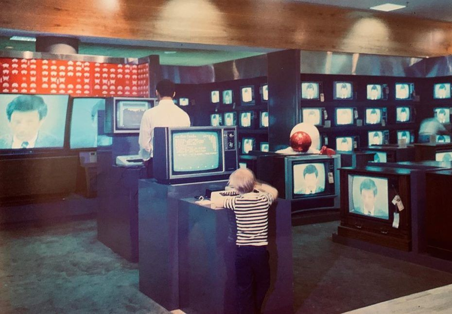 Cruising the Past & Future of the Retro Shopping Mall in