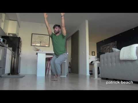 how to do sun salutations  yoga with patrick beach with