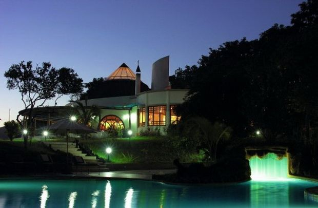 The Royal Palm Hotel Is A Unique Secluded Hideaway Located In Lush Highlands Of Santa Cruz Island Heart Galapagos