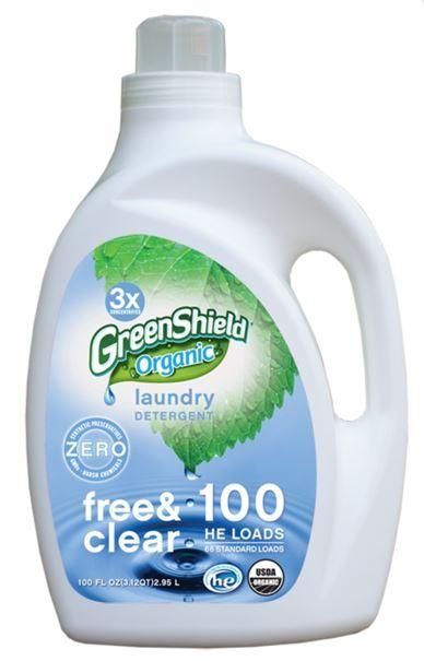 Go By Greenshield Organic Organic Laundry Detergent Organic