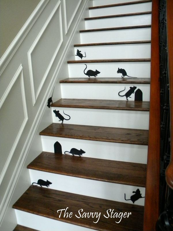Mice On The Stairs Stairs Interior House Stairs Home Decor Interior