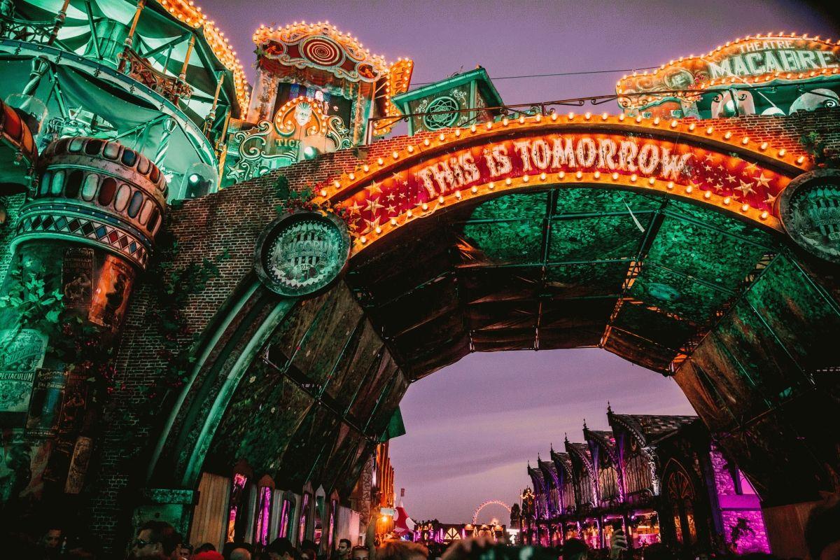 Tomorrowland 2017 Tomorrowland festival, Electronic