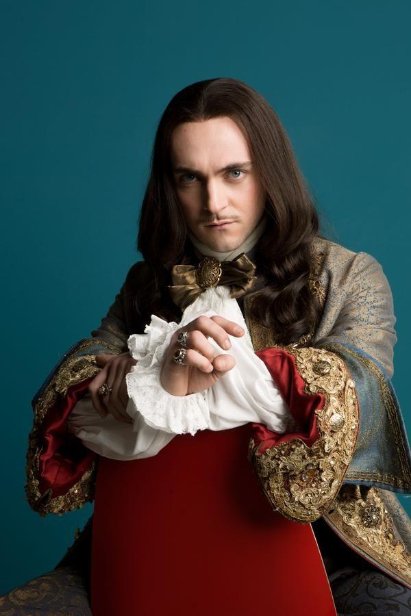 George Blagden as Louis XIV