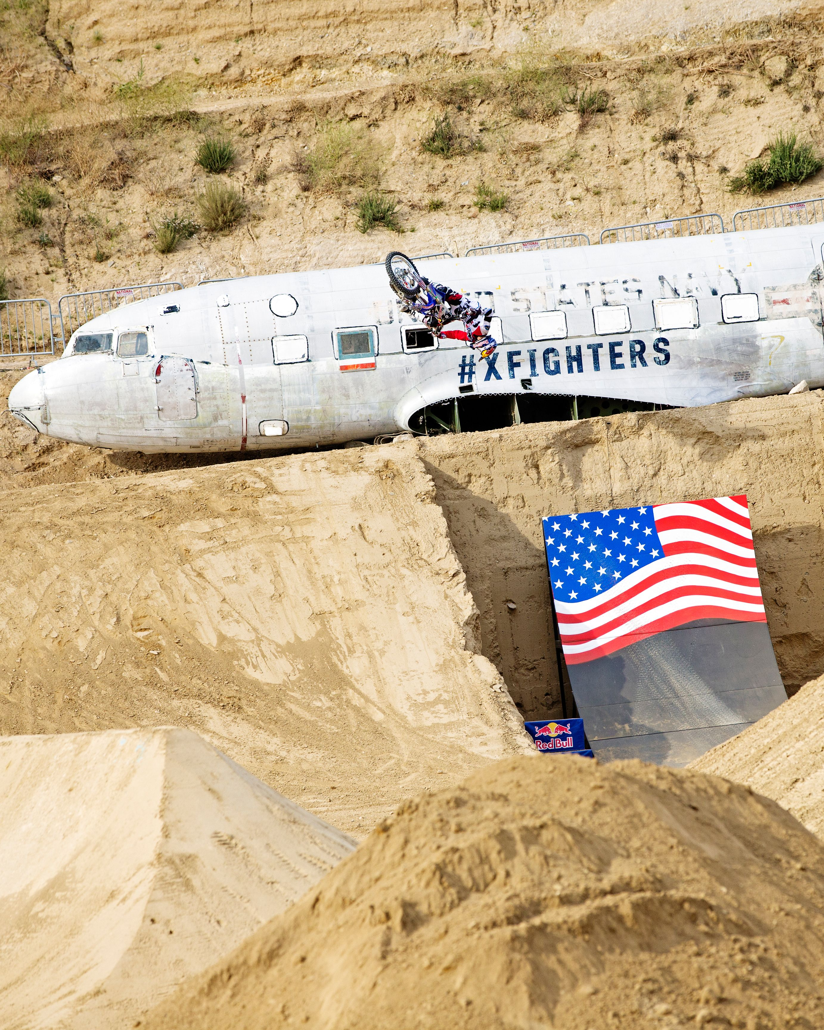 Re-live the Red Bull X-Fighters from Glen Helen