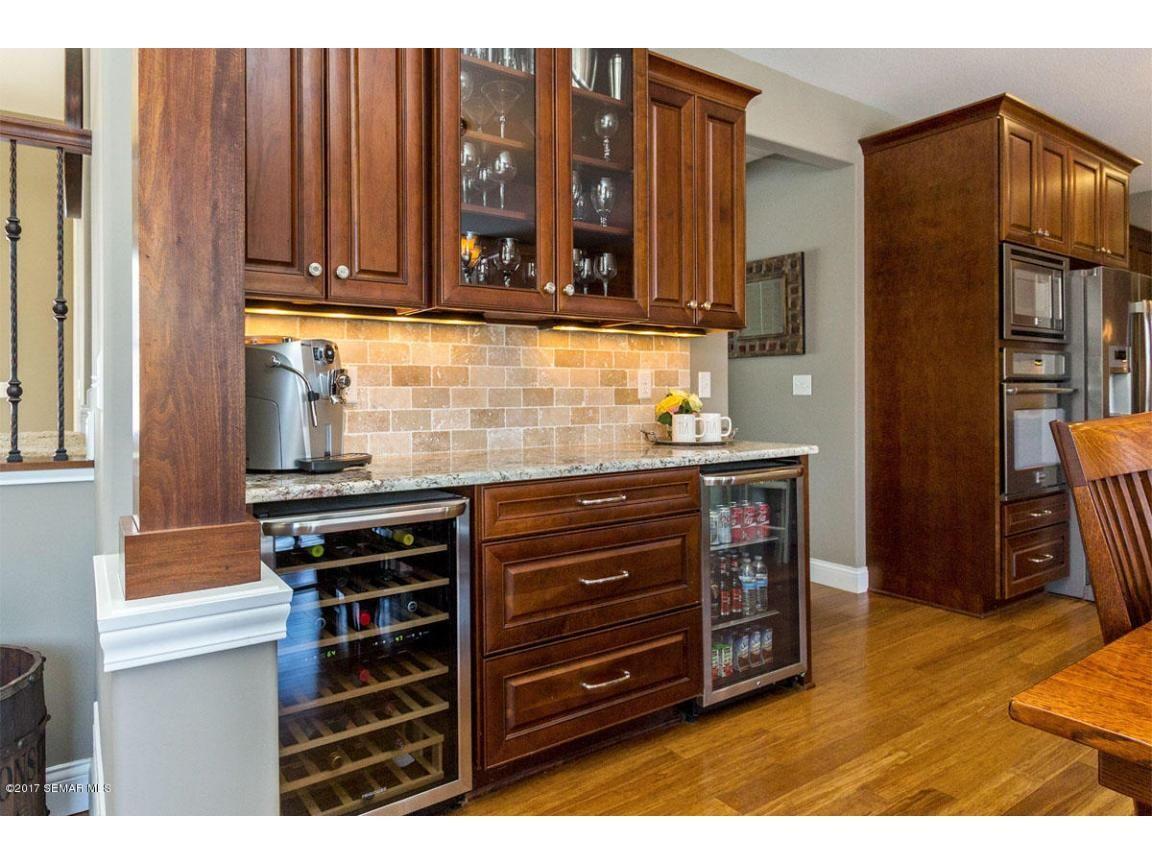 listing image | Cherry cabinets kitchen, House, Kitchen ...