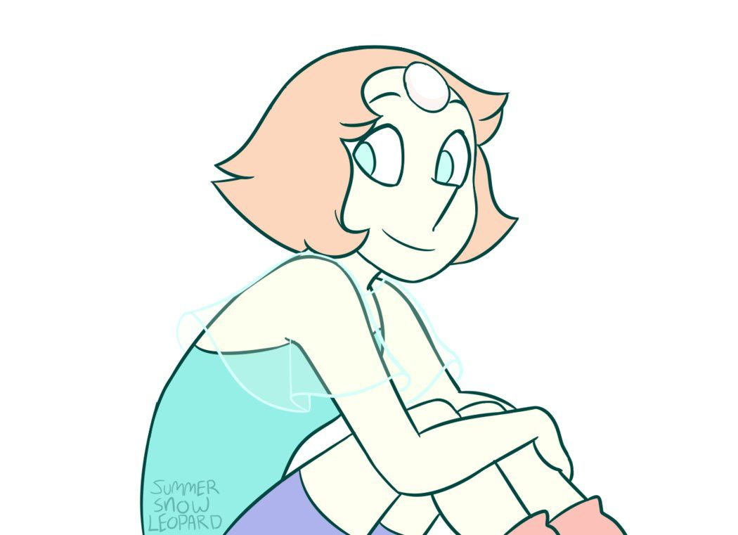 Pearl by SummerSnowLeopard on DeviantArt
