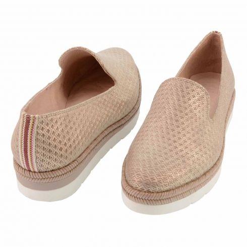 25e1f8ca9bb Zapatos HV-62734 piel bronce Hispanitas