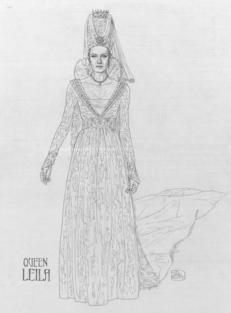 "Anna B. Sheppard - costume design for ""Malefcent"", 2014."