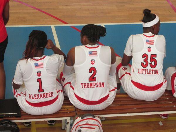 d2fca17e823edb St. John's Women's Basketball. Europe Tour Uniform. | My Portfolio ...