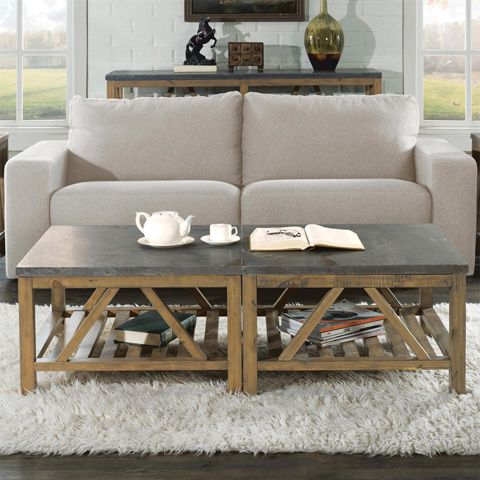 Riverside Furniture Bunching Coffee Table 16503