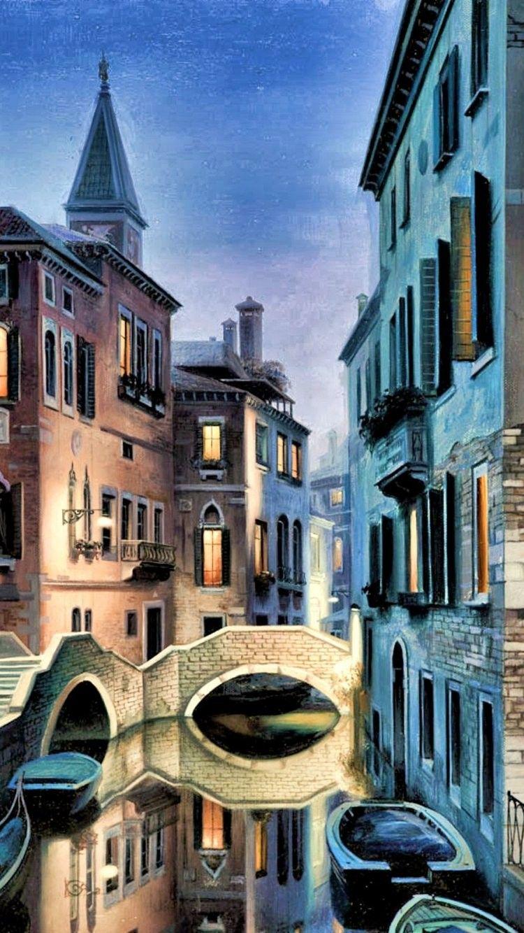 Venice iPhone 6 Wallpaper 28785 City iPhone 6 Wallpapers