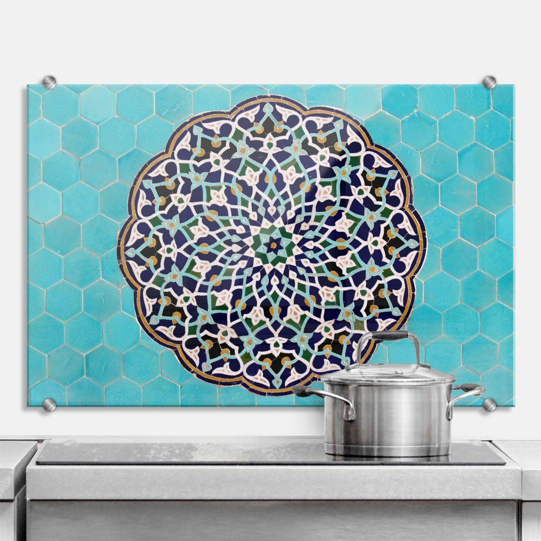 Spritzschutz Mosaik aus dem Abendland | Spritzschutz | Pinterest ...