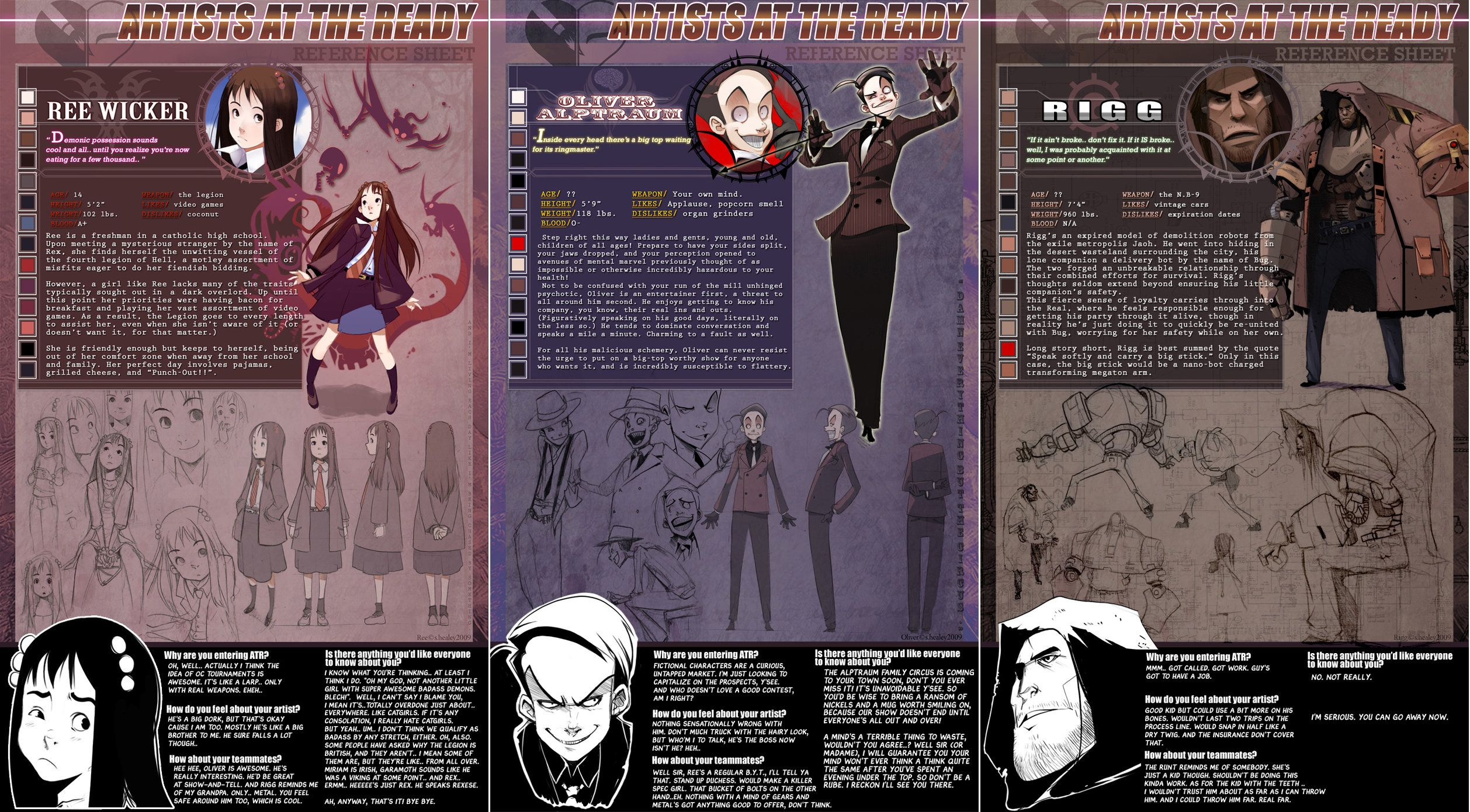 Atr Reference Compilation Character Reference Sheet Character Design Inspiration Character Design