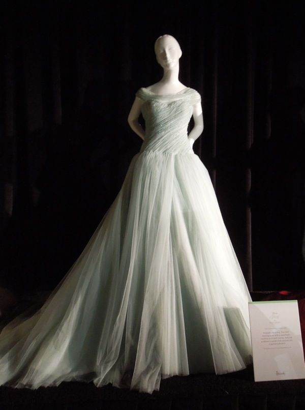 Harrods Once Upon A Dream Disney Princess Tianna gown | All Things ...