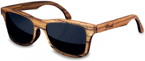 gafas oakley de madera
