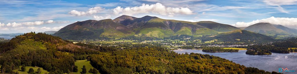 Keswick And Skiddaw Lake District Landscape Photography Instagram