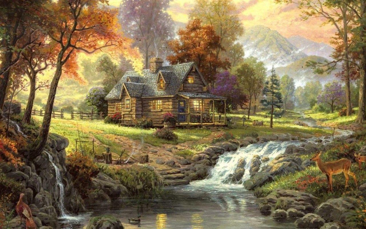 1280x800 natureza pap is de parede download imagens de - Pinturas para casa ...