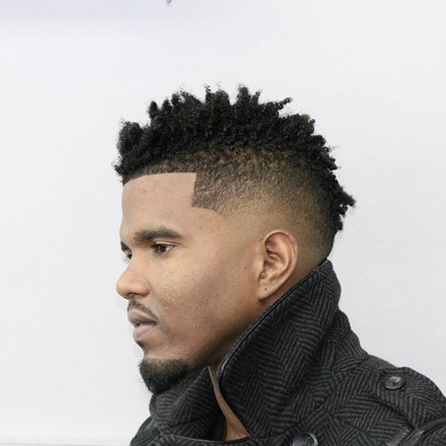 African American Men Hairstyles hairstyles for black men Cool African American Male Hairstyles 4