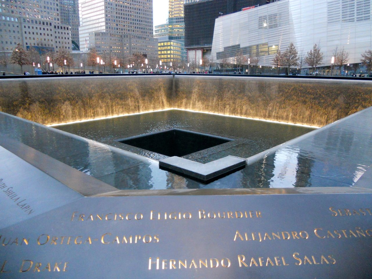 Image result for copyfree images quotes 9/11 memorial site