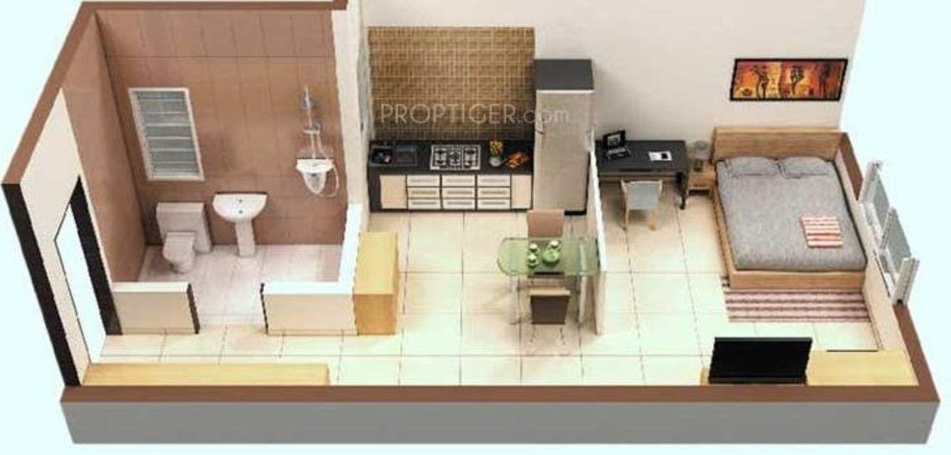 Nandan Buildcon Acura Baner Pune Multipurpose furniture