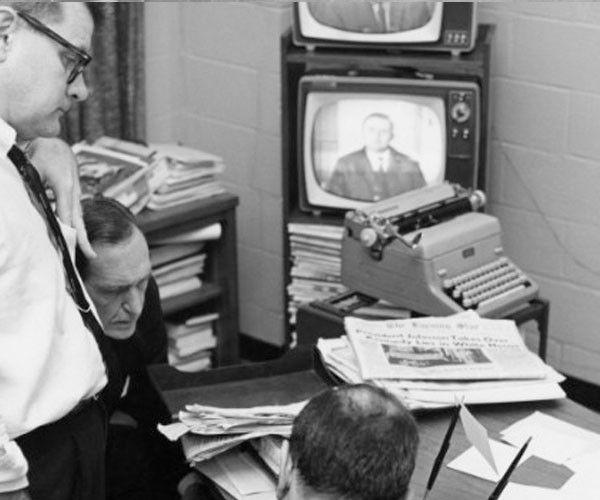 El primer canal en transmitir el vídeo de su muerte fue CBS